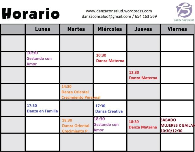horario-danza-con-salud-2016-2017