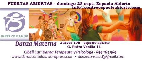 Danza Materna espacio abierto2