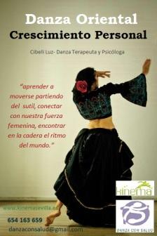 danza vel vientre crescimiento personal kinema
