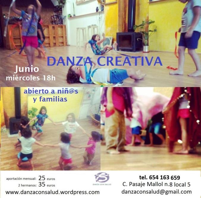 danza creativa junio 2017